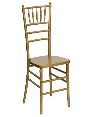 Where to find Chair Chiavari Gold w cushion in Philadelphia