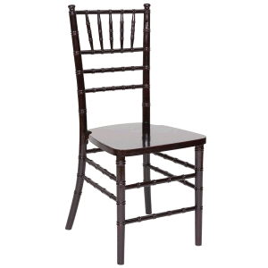 Where to find Chair Chiavari Mahogany w cush in Philadelphia