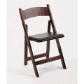 Rental store for Chair Garden Wood Mahogany w p in Philadelphia PA