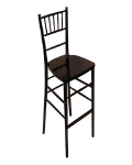Rental store for Chair stool chiavari black in Philadelphia PA