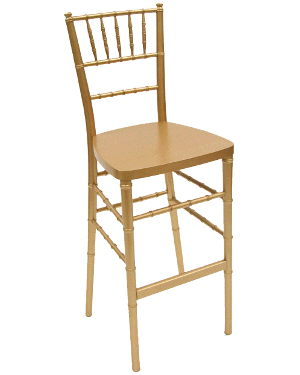 Where to find Chair stool chiavari gold in Philadelphia