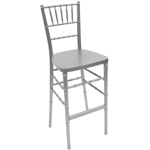 Where to find Chair stool chiavari silver in Philadelphia