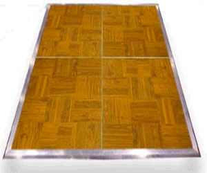 Where to find Dance floor 3x4 sect wood parq in Philadelphia