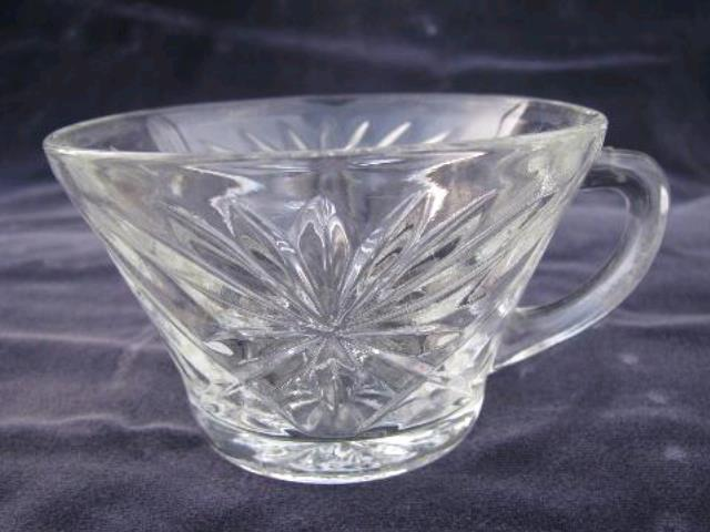 Where to find Glass punch cup cut glass 5oz in Philadelphia
