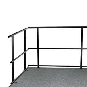 Where to find Stage safety rails 4  section in Philadelphia