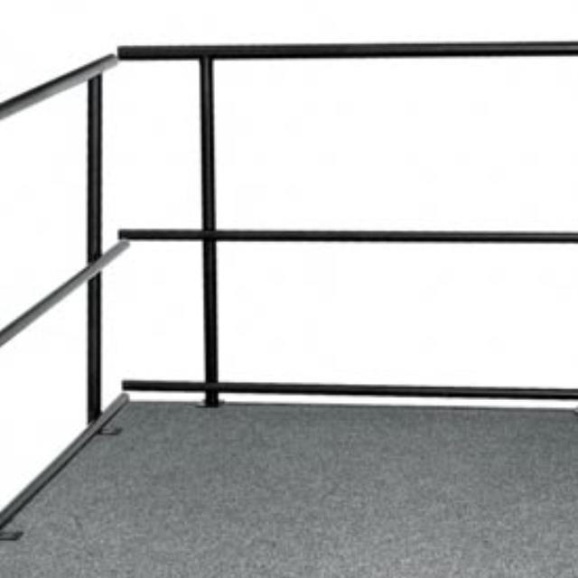 Where to find Stage safety rails 8  section in Philadelphia