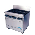 Rental store for Stove 6 burner w oven full siz in Philadelphia PA