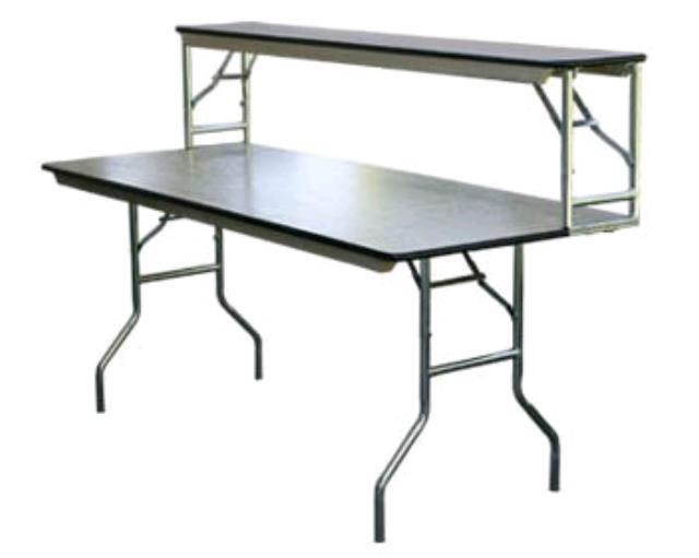 Where To Find Bar Table Riser 6 X12 Blk Fmk In Philadelphia