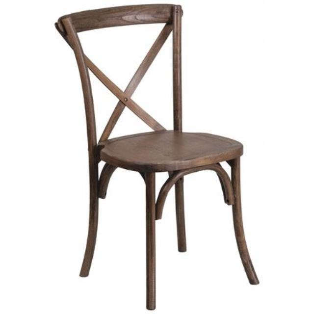 Where to find Chair Crossback Walnut in Philadelphia