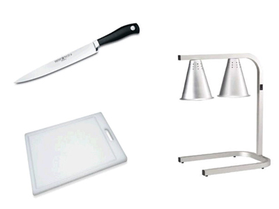 Rent Cutting Boards & Knives