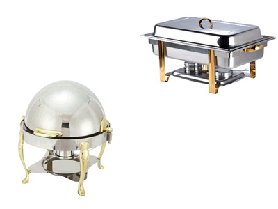 Rent Chafers & Food Warming