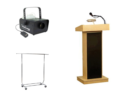 Rent Exposition & Trade Show Equipment