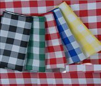 Rent Gingham Check Linens