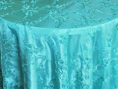 Rent Ribbon Taffeta Linens